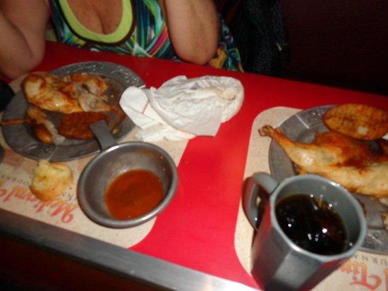 Zip Orlando: los elementos para comer