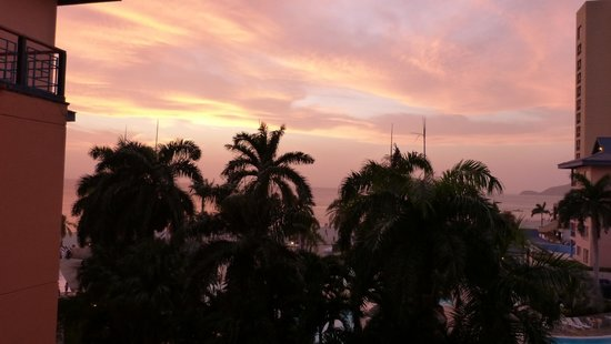Zuana Beach Resort: desde la habitacion