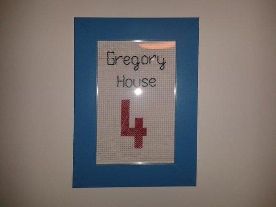 Gregory House: Room doors