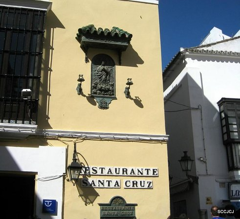 Barrio de Santa Cruz: Barrio Santa Cruz