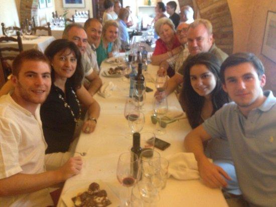 El Trull: Otra vez hemos escogido nuestro restaurante favorito para una celebración especial!! Gracias por