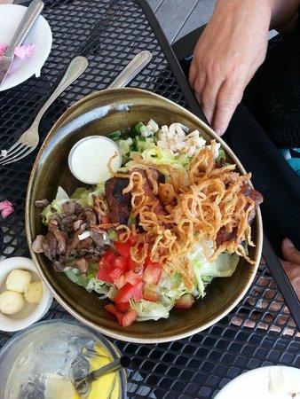 Severn Inn: Steak Salad