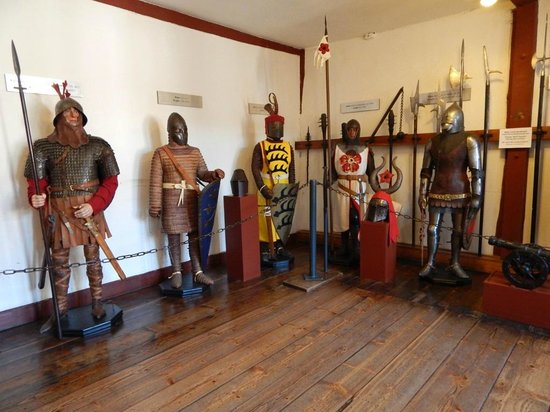 Schloss Marksburg: Knights in Shining Armour Through the Ages