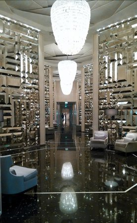 The St. Regis Bal Harbour Resort : Luxo no saguão