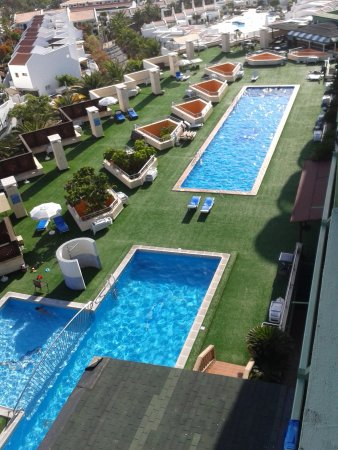Hotel Villa de Adeje Beach: The pool