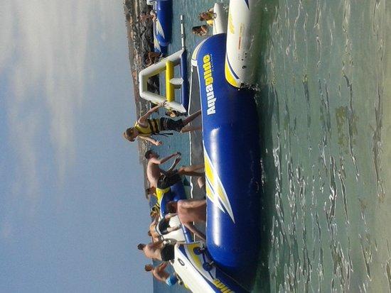 Hotel Villa de Adeje Beach: Aqua glide