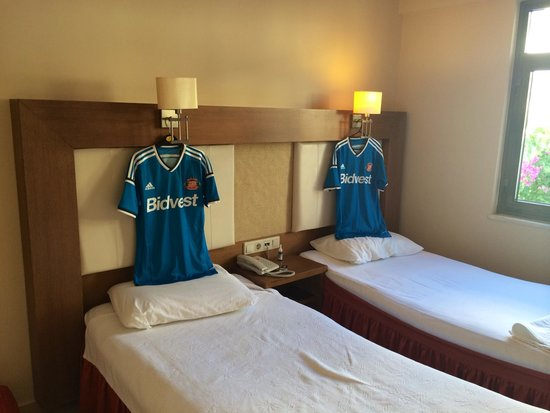 Club Evin Marmaris: 1 of the bedrooms