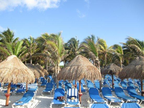 Viva Wyndham Azteca : Strand
