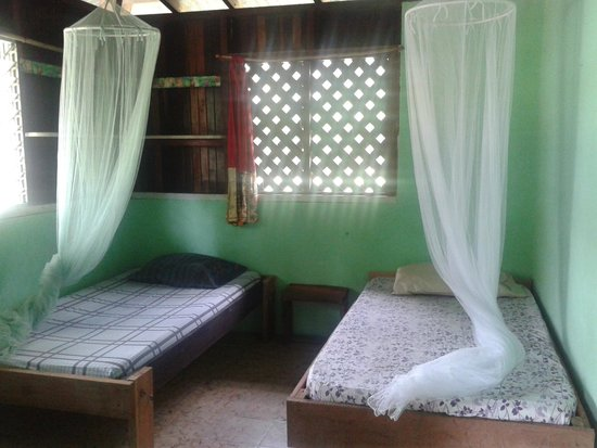 Clear River Sports & Adventure: Single room.