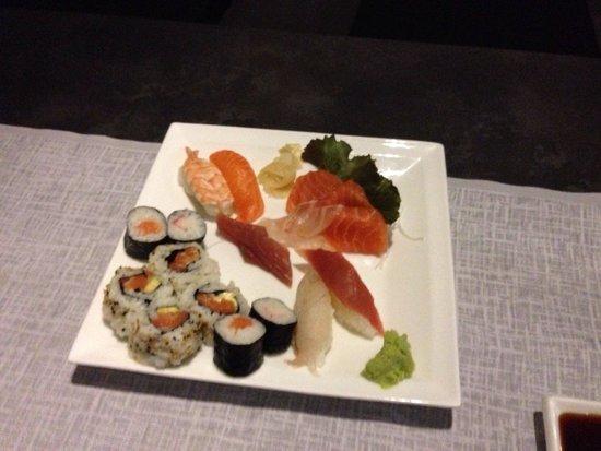 Sushi-Kami : Sushi sashimi