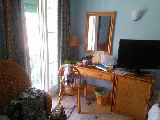 Hotel Nerja Princ: la nostra stanza, molto spaziosa