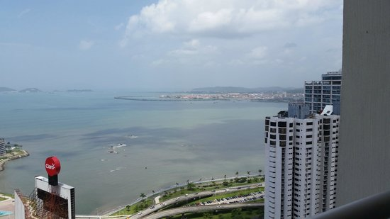 Hard Rock Hotel Panama Megapolis: Old Panama City view from Hotel