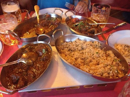 sultan: 4 person meal. (3 Lamb,1 Beef,1 Rice)