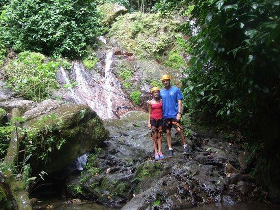 Rocaliza Adventure Tours: Rock climbing with Rocaliza