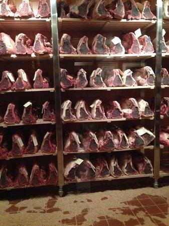 Gallagher's Steak House : l'ingresso del ristorante!!!