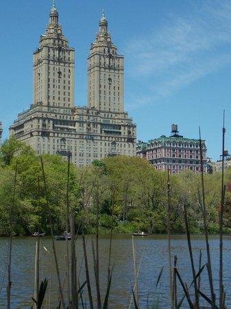 Central Park: Edificio San Remo