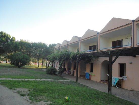 Villaggio Torre del Faro : esterno camere