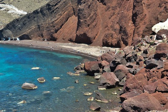 Red Beach Landslide