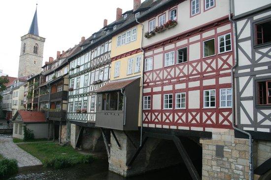 Krämerbrücke: Bridge