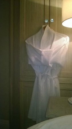 The Old Rectory: bath robes