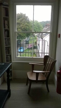 The Old Rectory: seating area