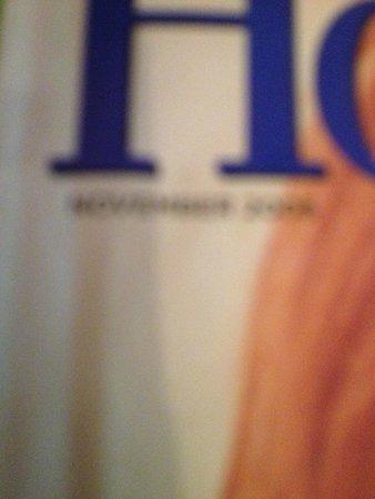 Spencer Country Inn: old magazine 2008