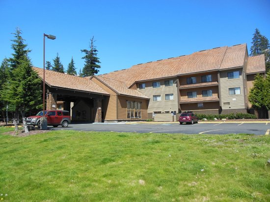 Best Western Mt. Hood Inn: Hotel