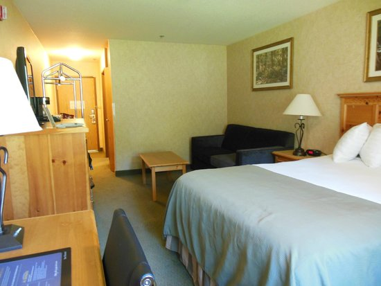 Best Western Mt. Hood Inn: Room