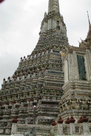 Temple de l'Aube (Wat Arun) : trip