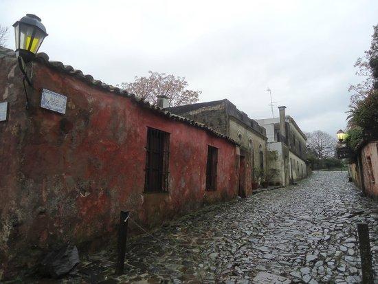 Barrio Historico: calle de los suspiros