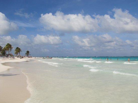 Playa Paraiso: tulum