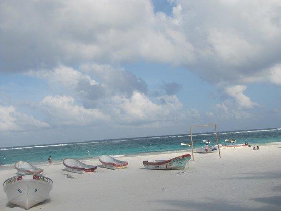 Playa Paraiso: playa tulum
