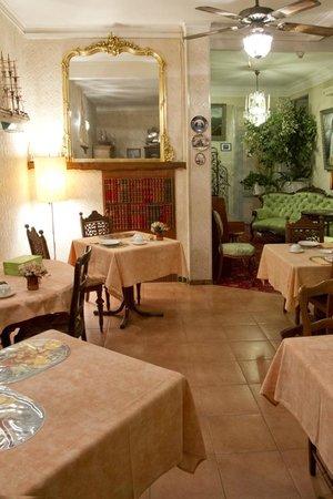 Hotel Cronstadt : Dining room