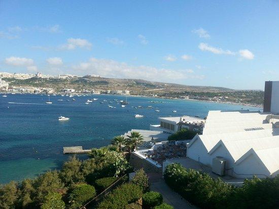 Mellieha Bay Hotel : Ghadira Bay