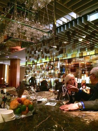 The Ritz-Carlton, Montreal : Bar