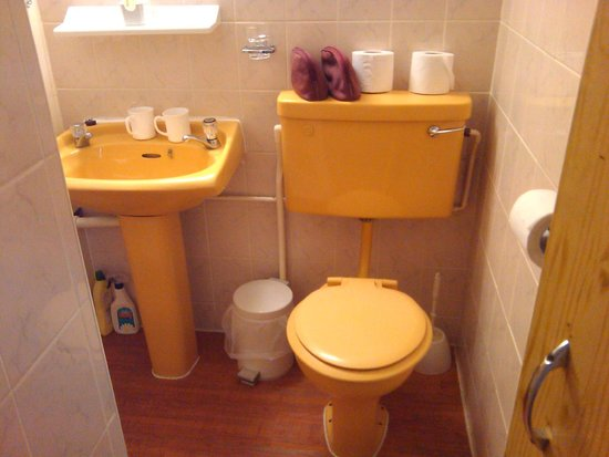 Motel En Suite Bathrooms: Picture Of The Lodge Motel, Chorley