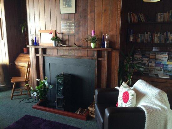 Gairloch Sands Youth Hostel : Sala da lettura