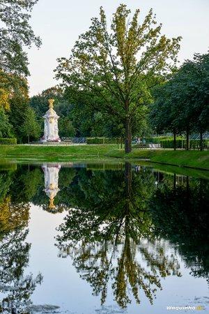 Tiergarten : Water monument