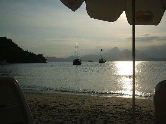 Vila Galé Eco Resort de Angra : por do sol