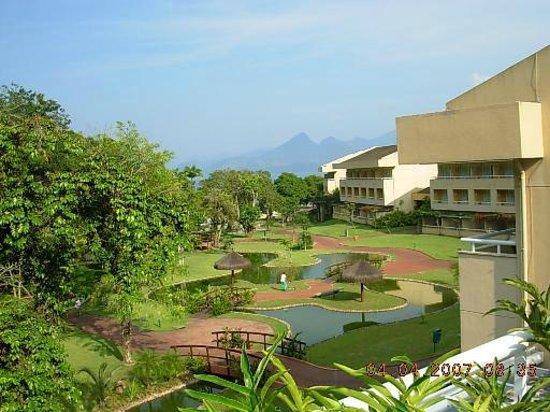 Vila Galé Eco Resort de Angra : vista dos apartamentos