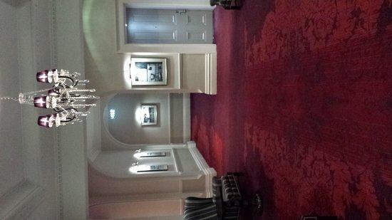 The Grosvenor Hotel: Hall