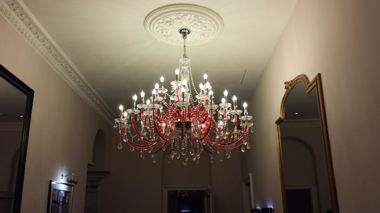 The Grosvenor Hotel: Accesories