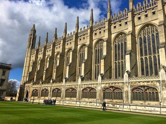 University of Cambridge : trinity college chapel