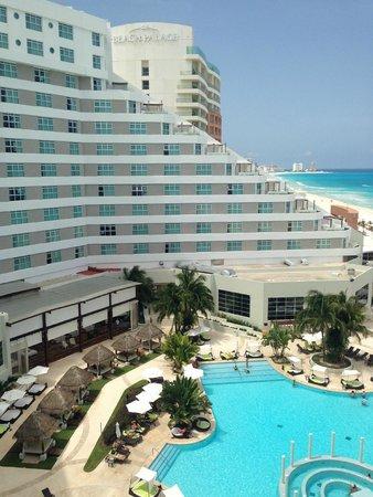 ME Cancun: View