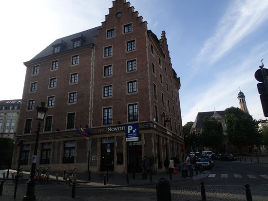 Novotel Brussels Grand Place : hotel