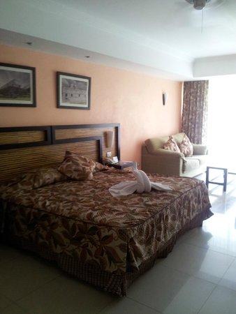 Sandos Playacar Beach Resort : habitacion