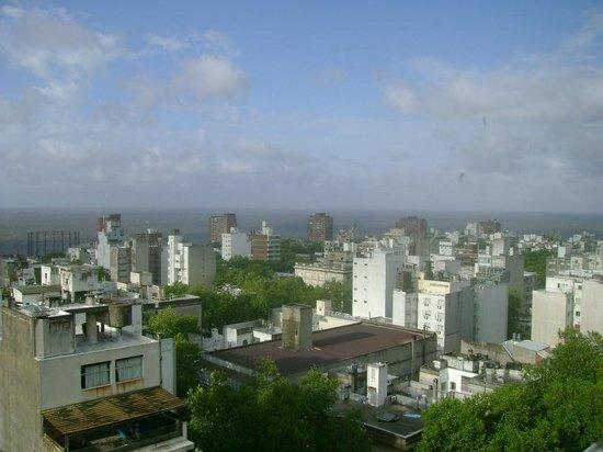 Balmoral Plaza Hotel: VISTA DA COBERTURA