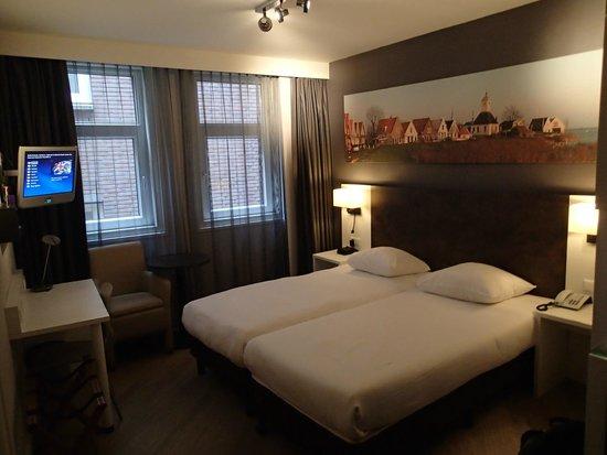 Hotel Amsterdam - De Roode Leeuw: standard room
