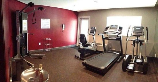 Ramada Miami Springs/Miami International Airport: Gimnasio