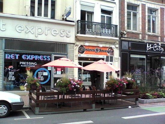 Cuisines Et Saveurs Douai Restaurant Reviews Phone Number - Cuisine et saveurs douai